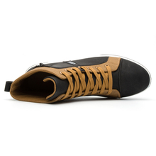 Men Casual Shoes Spring Lace-up High Style Fashion Trend