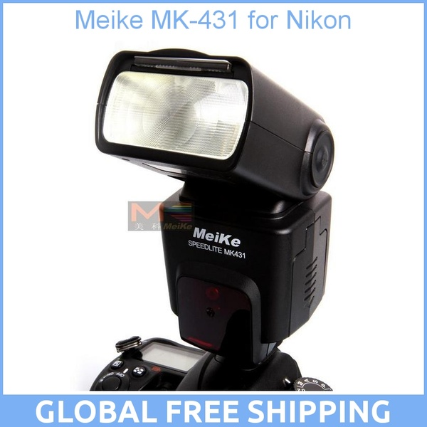 Meike MK-431 TTL LCD Flash Flashgun Speedlite for Nikon D7000 D5100 D3100 D800 D7100 D5000 D5200 D3000 D3200 D90 D960 D80 D300s kf590ex n i ttl high speed light flash professional speedlite for nikon d7100 d7000 d5200 d5100 d5000 d3000 d3100 d300 dslr page 6