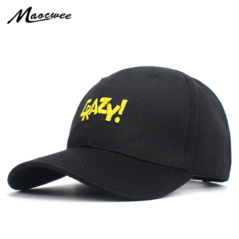 Cute children baseball cap letter embroidery crazy hat for baby girl sun visor hats boys ...
