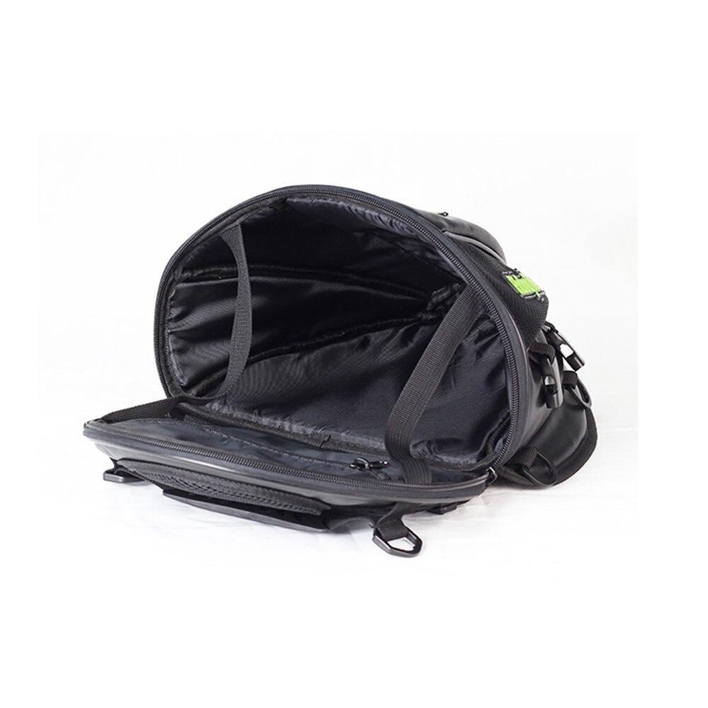 979a6f8ea00 10 pcsfashion sela saco da motocicleta bolsa de couro à prova d  água saco  de tanque de moto mochila moto pierna bolsa motocicleta de corrida tanque  de óleo ...
