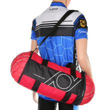 e2210d62b3 Unisex Tire Tyre Shape Football Basketball Rugby Shape Gym Sport Duffel Bag  Travel Vacation Home Outdoor
