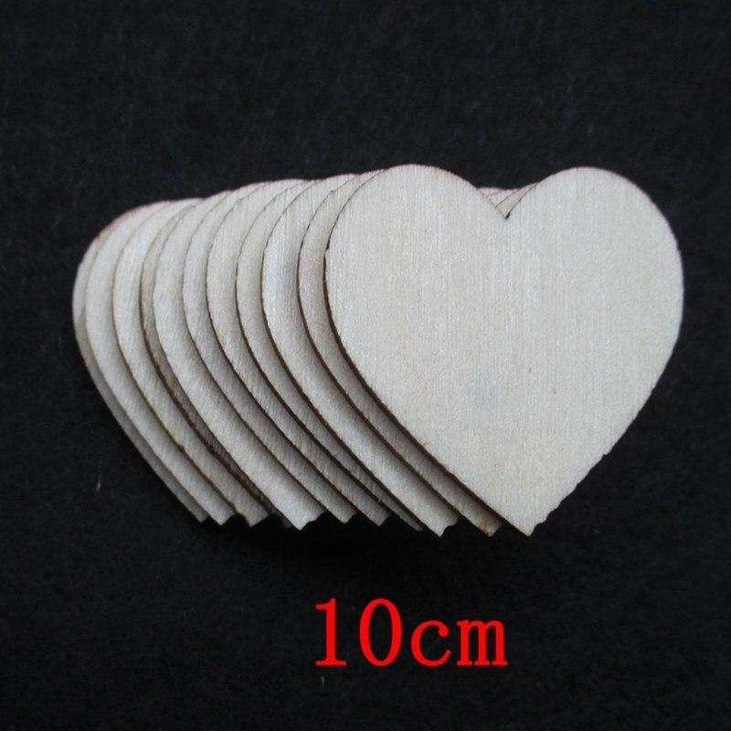⊰36 unids/lote en blanco sin terminar madera artesanías suministros ...