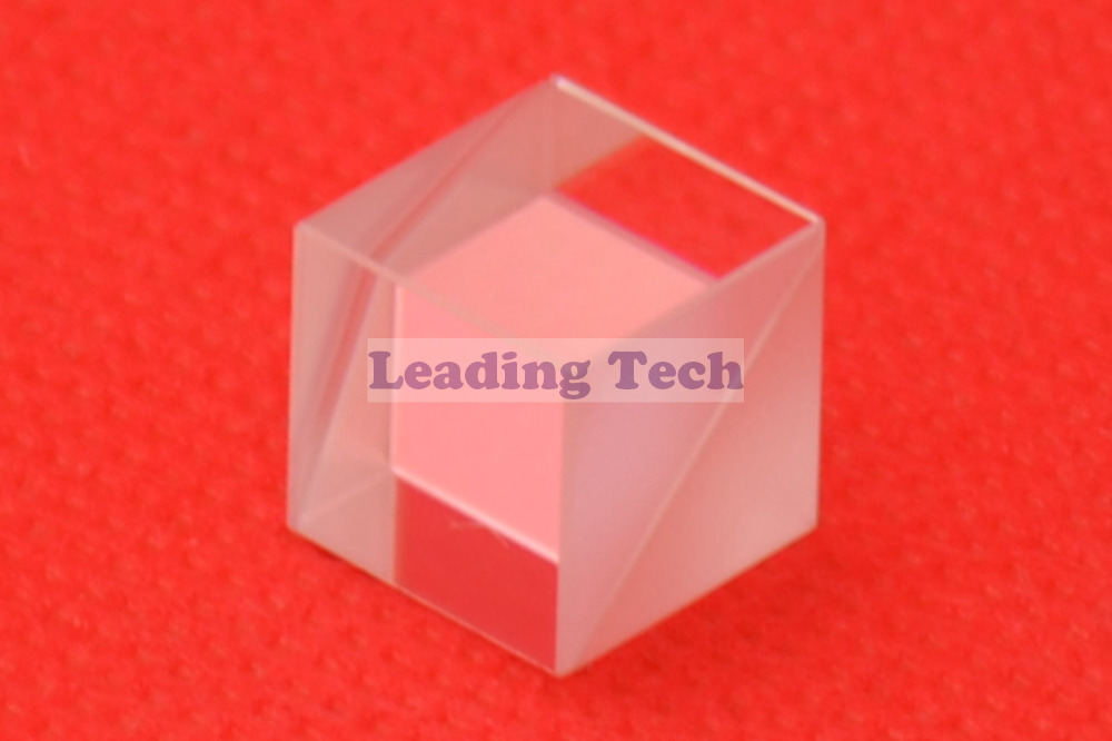 PBS Polarization Beam  square Splitter-to split a beam xr e2530sa color wheel 5 color beam splitter used disassemble