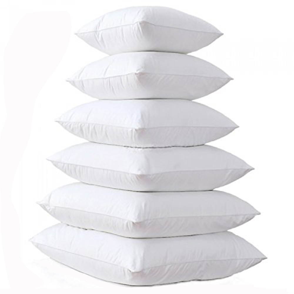 Hight Quality Cojines Home Cushion Inner Filling Pillow Sofa Cars Cushion  Soft Pillow Insert Cushion Insert