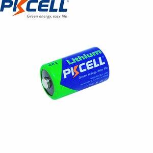 Image 4 - 30 adet PKCELL 3V CR2 CR15 H270 850mAh Li MnO2 tek kullanımlık pil yok şarj edilebilir 3v Batteria lamba için radyo elektronik kilit