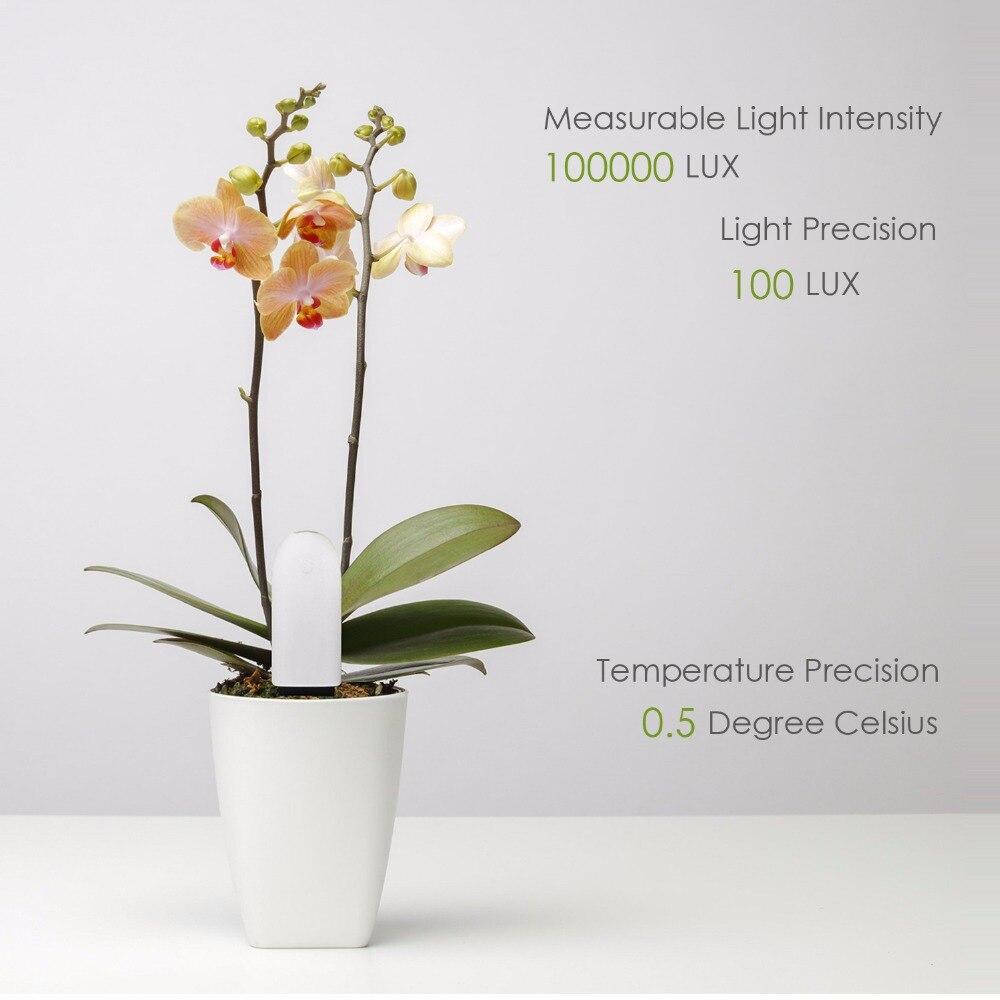 Image 5 - Oryginalny Xiaomi Mijia Mi kwiat Monitor rośliny trawa gleby lampka wodna inteligentny Tester dla Xiaomi Flora Monitor czujnik ogród HHCCsensor sensorsensor for lightsensor xiaomi -