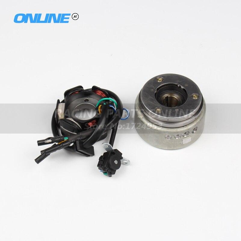 Démarreur de moteur magnéto Stator pour démarrage électrique chinois YX Yinxiang 150cc