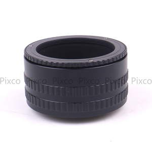 Image 3 - Pixco M42 Lens to M42 Camera Adjustable Focusing Helicoid Ring Adapter 35 90mm Macro Extension Tube M42 M42 35mm 90mm