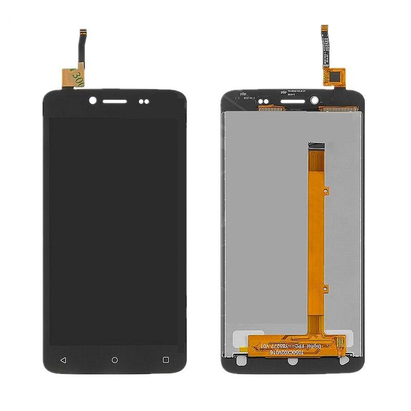 Pour Fly FS505 FS 505 Nimbus 7 écran d'affichage LCD avec écran tactile assemblage complet capteur noir