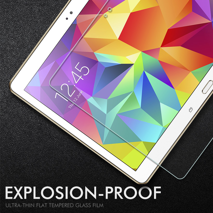 9H Tempered Glass For Samsung Galaxy Tab S 10.5 LTE T800 T801 T805 SM-T800 SM-T800 10.5 Inch Screen Protector Protective Film