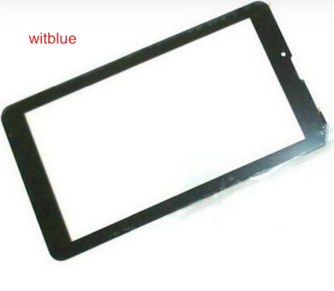 Witblue Tempered Glass / New Touch Screen For 7