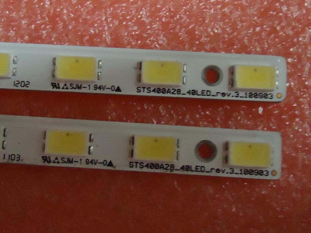 FOR SONY KDL-40EX720 Article Lamp STS400A28-40LED-REV.3 FOR Samsung Screen LTY400HF09 1piece=40LED 455MM