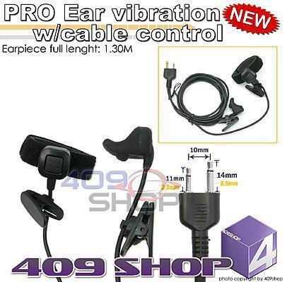4-012S PRO Ear vibration cable control (S Plug)