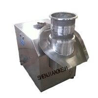 Нержавеющая сталь цилиндрические Роторный Гранулятор полосы гранулы центру дробя 380 В 1 шт.