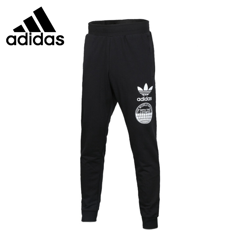 Original New Arrival 2018 Adidas Original TRACK PANT Men's Pants Sportswear adidas original new arrival official neo women s knitted pants breathable elatstic waist sportswear bs4904