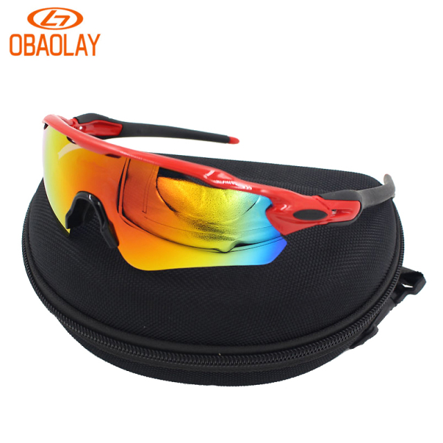 Polarized Outdoor Sports Bike JBR Sunglass Cycling MTB Eyewear Glasses Goggles Bicycle Fishing Radar EV Ciclismo Occhiali