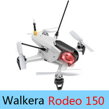 Original Walkera Rodeo 150 7CH Devo7 Remote Control Racing Drone 5.8G FPV Mini Drone with Camera 600TVL VS DJI Phantom 4