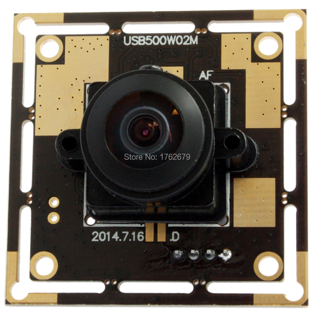 170 degree fisheye lens 5MP 2592x1944 MJPEG YUY2 ov5640 HD USB cmos wide angle camera module with UVC,Auto white blance AEB все цены
