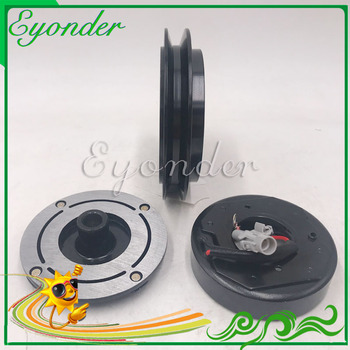 AC A/C кондиционирование воздуха компрессор Магнитный электромагнитный набор сумок для Hino для Mitusbishi Fuso Canter Truck 447170-9990