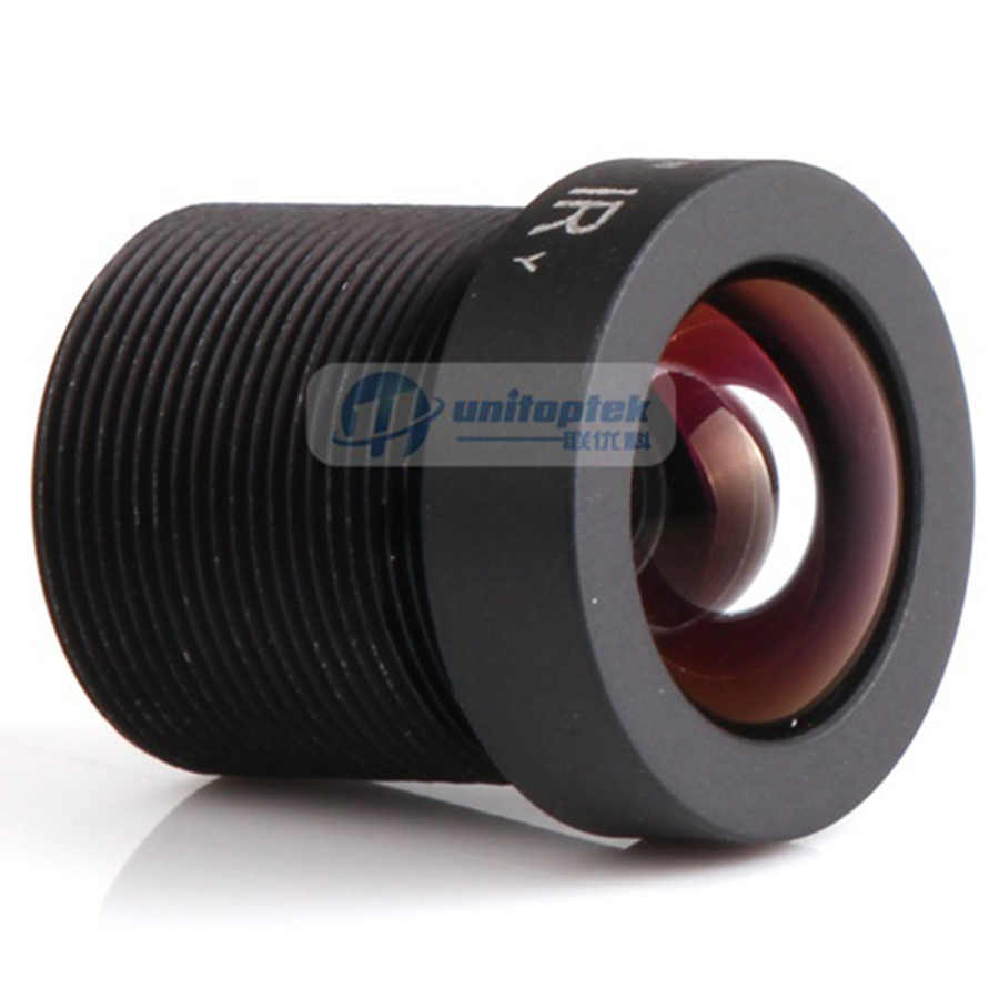 "3 Megapixel HD 6mm 68 Degrees Wide Angle View Board Lens 3MP 1/2.5"" M12 Mount For CCTV 720P/1080P IP/AHD/HDCVI Camera"
