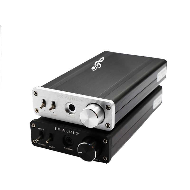 FX-AUDIO FX1602S TDA7498E цифровой усилитель BC-05 Bluetooth приемник с Bluetooth TPA6120 amplificador аудио 160 Вт * 2