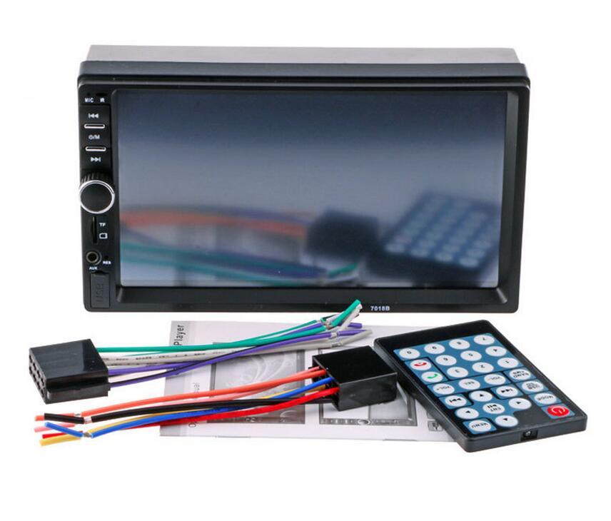 2 Din General Avtomobil Modelləri 7 '' düymlük LCD Sensor Ekran - Avtomobil elektronikası - Fotoqrafiya 5
