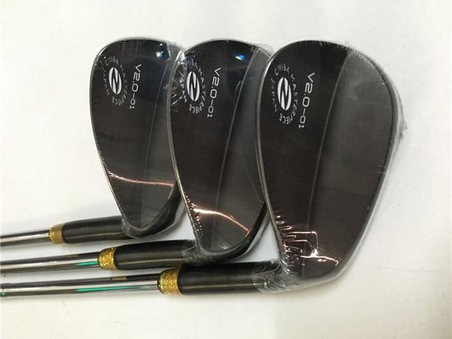 Zodia Spider V2 0 01 Wedges Black Zodia Golf Forged Wedges Golf Clubs 48 50 52
