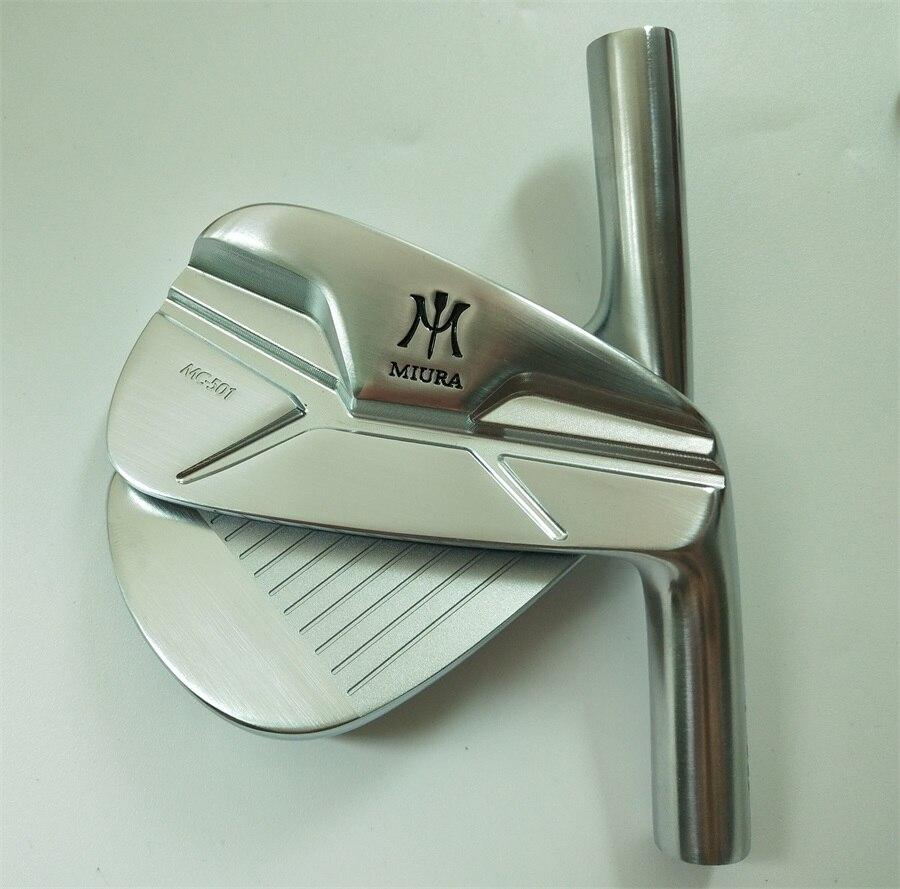 Playwell 2018 MIURA M MC-501 golf testa di ferro argento ferro forgiato in acciaio al carbonio testa di golf driver di legno ferro putter