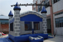 2016 large trampoline inflatable bounce house for kid outdoor entertainment