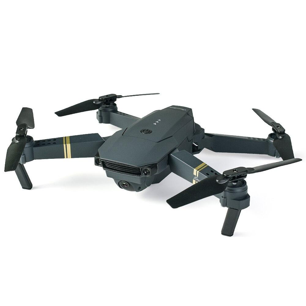 IMPULLS E58 Faltbare Drone RC Selfie Drohne Mit Wifi FPV HD Kamera Weitwinkel Höhe Halten RC Quadcopter Drone FSWB