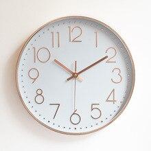 2017 Тихая настенные часы современный Mute кварцевые настенные часы DIY Античная дизайнерские часы домашнего декора Saat Reloj гостиной