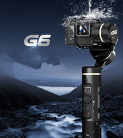 FeiyuTech G6 Gimbal Feiyu Action Camera Update Version Of G5 Wifi Blue Tooth OLED Screen Elevation