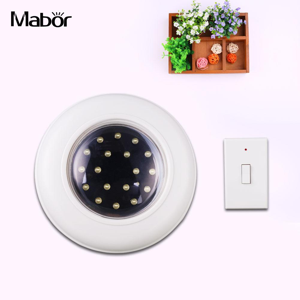Wireless Remote Control LED Ceiling Lights Ceiling Lamp Living Room Bedroom