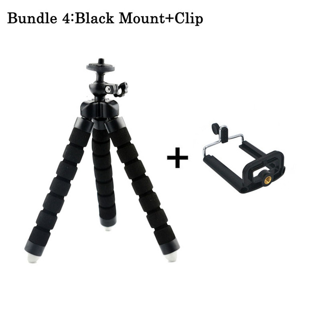 Black with Clip