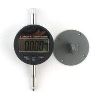 Digital Micrometer Set 0 12.7mm 0.5 0.001mm Electronic Micrometro Measuring Tool Black Free Shipping