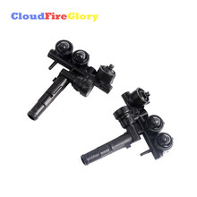 цена на CloudFireGlory For Mercedes-Benz W220 S430 S500 S600 2000 2002 Pair Headlight Washer Nozzle Sprayer L R 2208601547 2208601647