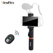 VF-H3 Bluetooth смартфон зажим Электронные видео сцепление с внешними Порты и разъёмы Горячий башмак для светодиодные Микрофон IOS Android Системы