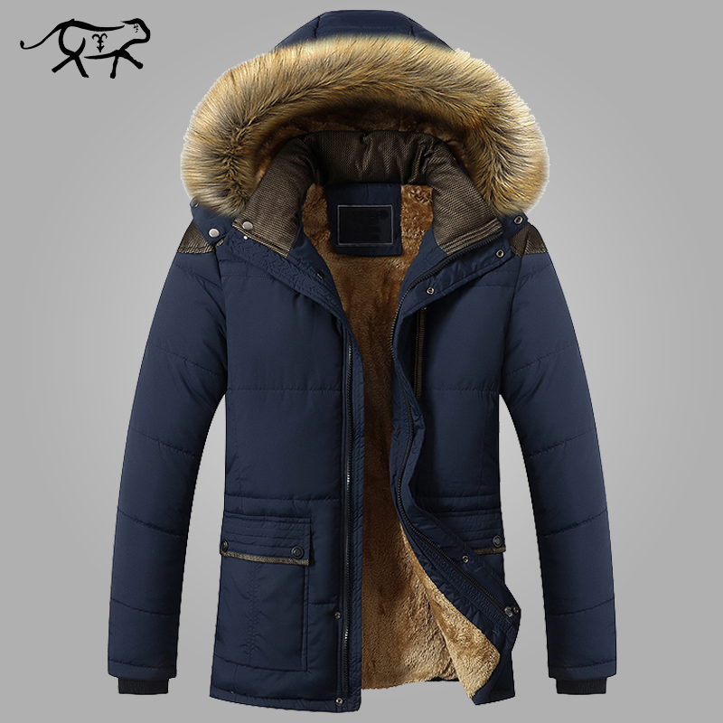Winter Jacket Men Brand Fashion New Arrival Casual Slim Thick Warm Mens Coats Parkas With Hooded Long Overcoats Clothing Male 2016 new arrival men s winter jacket casual slim fit fashion solid hooded man jacket winter warm high quality m 4xl