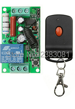 AC220V 1CH 10A RF Wi-fi Distant Management Swap System teleswitch  transmitter & receiver relay Receiver Good House Swap