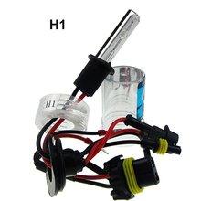 H1 HID Xenon Bulbs Pure White Replacement 3000K 12000K 12V 55W Car Headlight Bulb Fog lights