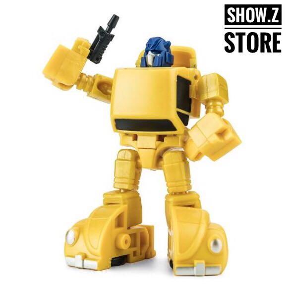 [Afficher. Z Store] NewAge NA H1G Gremling Goldbug MP-21G figurine de Transformation[Afficher. Z Store] NewAge NA H1G Gremling Goldbug MP-21G figurine de Transformation