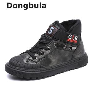 Image 2 - Children Genuine Leather Shoes For Boys Wedding Shoes Big Kids Cowhide Casual Sneakers Fashion Boys Loafers Moccasins Brand Shoe