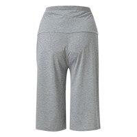 Одежда для беременных женские широкие прямые универсальные штаны для отдыха эластичные брюки для беременных женская одежда L327