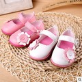 hot selling heatnice The new  retail baby shoes women shoes bow Korean baby girls flower toddler nonslip shoes wholesale new arr