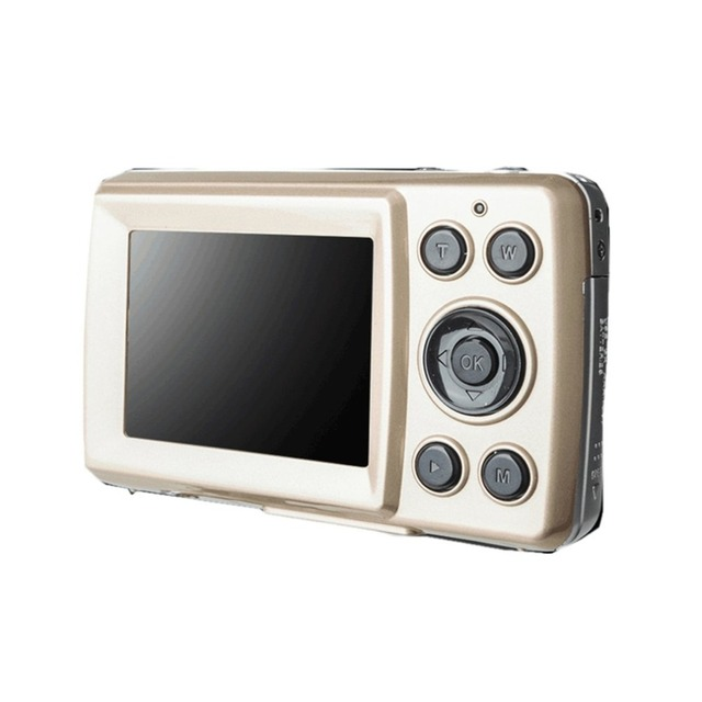 Portable Mini 2.4 inch TFT LCD Screen Display High-definition Shooting Camera Pocket Camera Automatic Clear Shooting