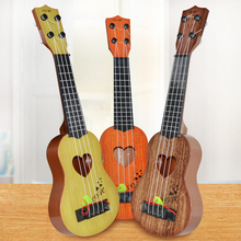Cute Wooden Mini Ukulele