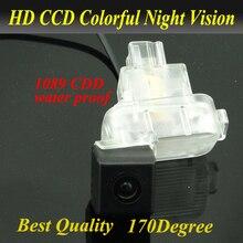 Продвижение Ночного видения 170 градусов вид сзади автомобиля buckup камера 4 LED для MAZDA6 2014 ATENZA/Для MAZDA 3