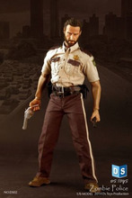1/6 Scale Rick Grimes Sheriff Action Figure Model Toys The Walking Dead DSTOYS Body Model Kids Collections