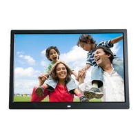 Liedao 15 Inch TFT Screen LED Backlight HD 1280*800 Full Function Digital Photo Frame Electronic Album Music Mp3 Video Mp4