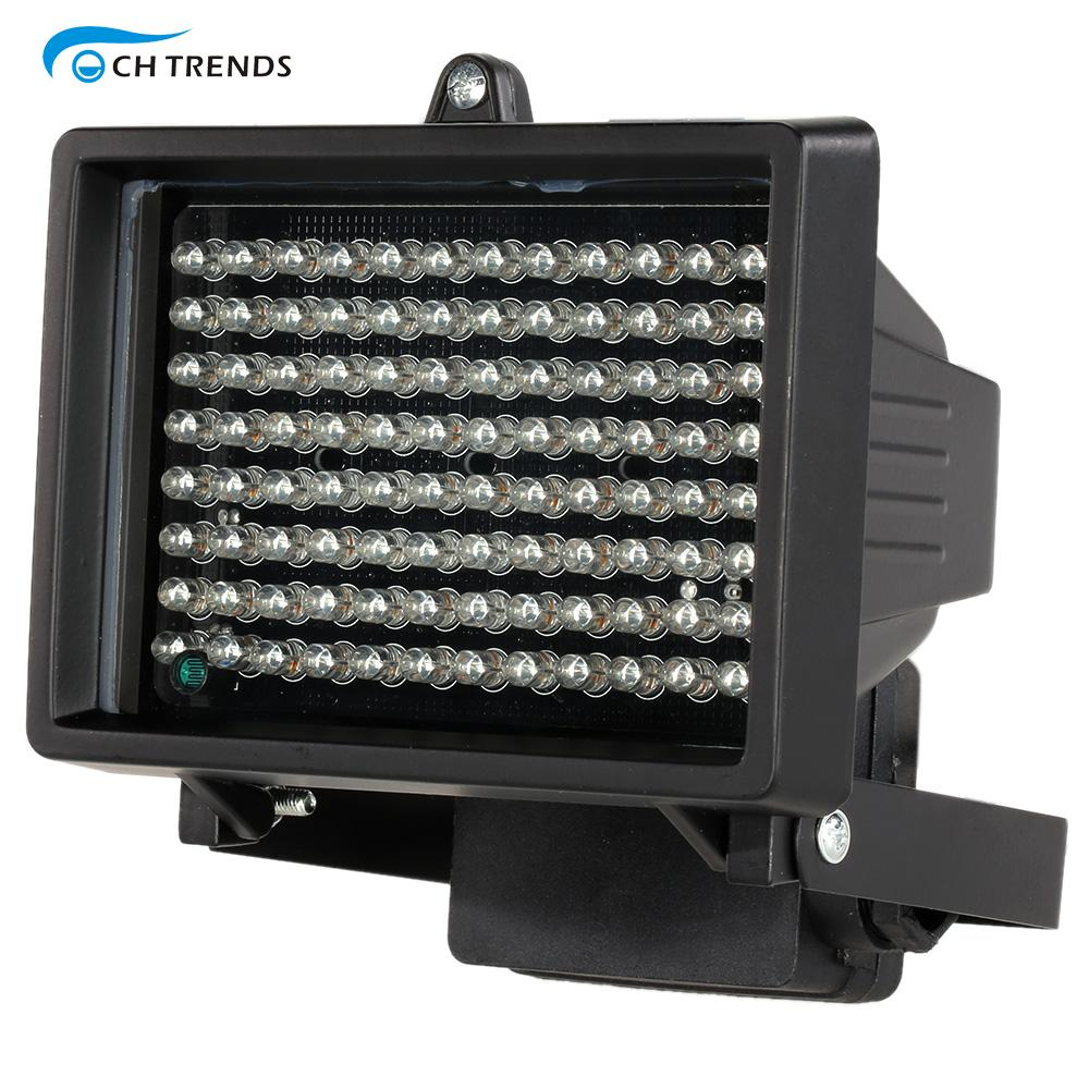 Light Auxiliary-Lighting Surveillance-Camera Led-Illuminator CCTV Night-Vision Outdoor